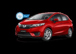 Honda Jazz-2 Arun Phuket Car Rent specializes in providing car rental service in Phuket