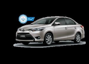 Toyota Vios -2 Arun Phuket Car Rent specializes in providing car rental service in Phuket
