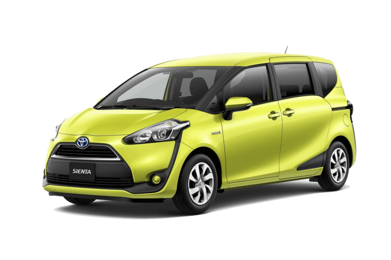 Toyota Sienta for rent Phuket Car Rent, รถเช่าภูเก็ต