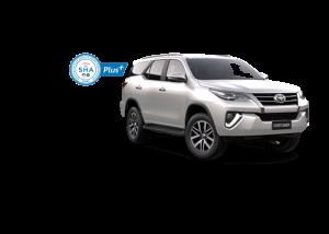 Toyota Fortuner-2 Arun Phuket Car Rent specializes in providing car rental service in Phuket