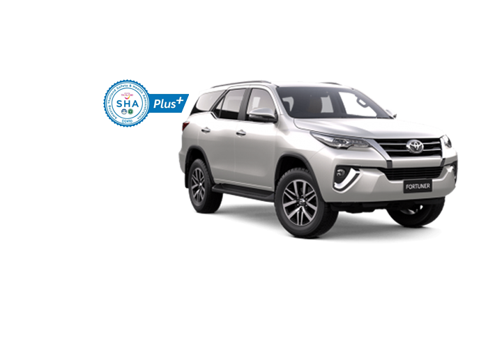 Toyota Fortuner for rent Phuket Car Rent, รถเช่าภูเก็ต