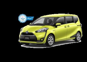 Toyota Sienta-2 Arun Phuket Car Rent specializes in providing car rental service in Phuket