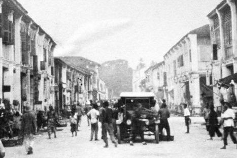 ภูเก็ต 100 ปีที่แล้ว รถเช่าภูเก็ต