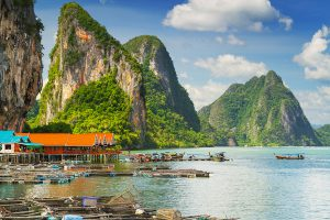 เกาะปันหยี1 รถเช่าภูเก็ต Arun Phuket Car Rent