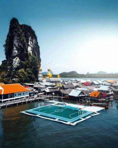 เกาะปันหยี3 รถเช่าภูเก็ต Arun Phuket Car Rent