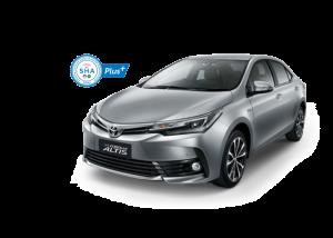 toyota-altis-3 Arun Phuket Car Rent specializes in providing car rental service in Phuket